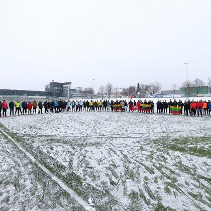 Vasario 16 - osios turnyras. ©Saulius Čirba