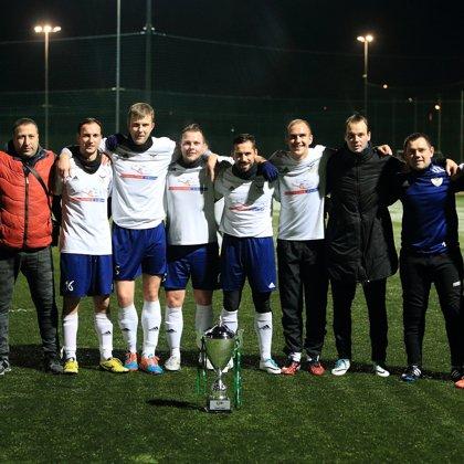 2018 m. MFL Čempionai - Eagle team. © Saulius Čirba
