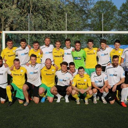 2017 m. Baltic CUP - Lietuva - Vokietija.
