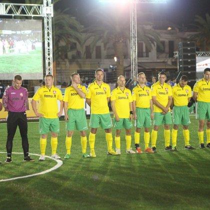 2013 m. Europos čempionatas Kretoje.